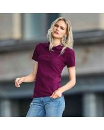 Anvil Women's Double Piqué Polo Shirt