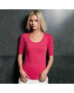 Anvil Women's Tri-Blend Deep Scoop T-Shirt