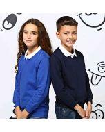 AWDis Academy Kids V-Neck Sweatshirt