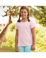 Fruit Of The Loom Girl's Sofspun T-Shirt