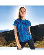 Tri-Dri Women's Tridri Hexoflage Performance T-Shirt
