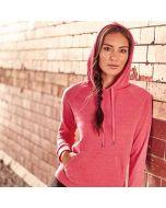Jerzees Colours Women's Hd Hooded Sweatshirt