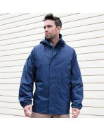 Result Core Adult 3-In-1 Jacket With Quilted Bodywarmer