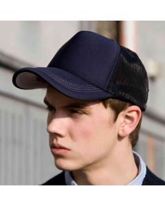 Result Headwear Adult Super Padded Mesh Baseball Cap