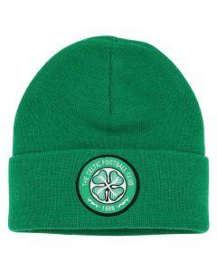 Official Football Merchandise Kids Celtic FC Core Beanie