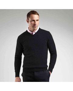 Glenmuir Men's Lambswool V-Neck Sweater