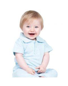 Larkwood Baby Toddler Polo Shirt