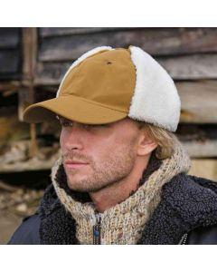 Result Winter Essentials Adult Faux Sheepskin Hat