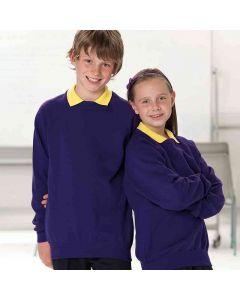 Jerzees Schoolgear Kids Raglan Sleeve Sweatshirt