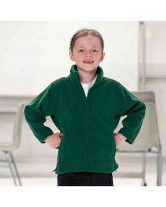 Jerzees Schoolgear Kids Full Zip Outdoor Fleece