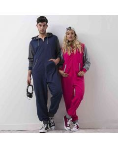 Comfy Co Adult Contrast All-In-One