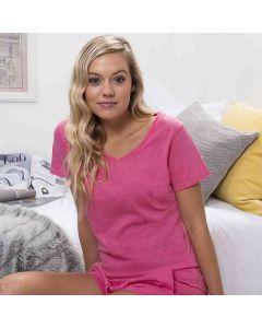 Comfy Co Women's Gals Sleepy T-Shirt