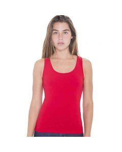 American Apparel Women's Cotton Spandex Tank Top
