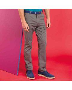 Asquith & Fox Men's Slim Fit Cotton Chino