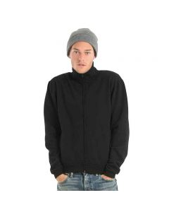 B&C Collection Men's Id.206 50/50 Poly/Cotton Full-Zipped Sweatshirt