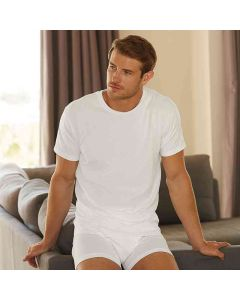 Fruit Of The Loom Adult Underwear T-Shirt (Pack Of 3)