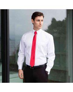 Henbury Men's Long Sleeve Lightweight Oxford Shirt