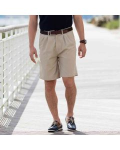 Henbury Men's Teflon Coated Chino Shorts
