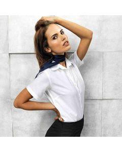 Premier Women's Signature Oxford Short Sleeve Shirt