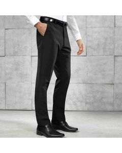 Premier Men's Slim Fit Polyester Trousers
