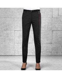Premier Women's Tapered Fit Polyester Trousers