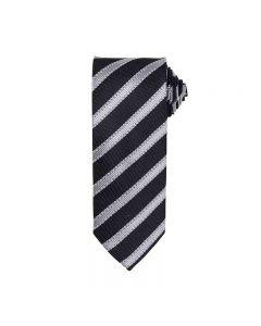 Premier Men's Waffle Stripe Tie