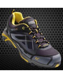Regatta Hardwear Men's Prime Softshell S3 Safety Trainer