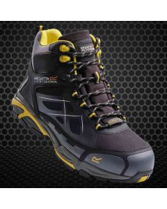 Regatta Hardwear Men's Prime Softshell S3 Safety Hiker