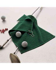 Towel City Luxury Range Golf Towel