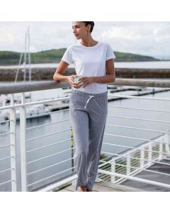 Towel City Women's Long Pant Pyjamas Set