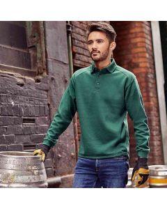 Russell Men's Heavy Duty Collar Sweatshirt