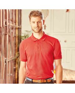 Russell Men's Ultimate Classic Cotton Polo Shirt