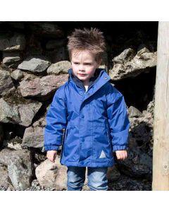 Result Kids Reversible Stormdri 4000 Fleece Jacket