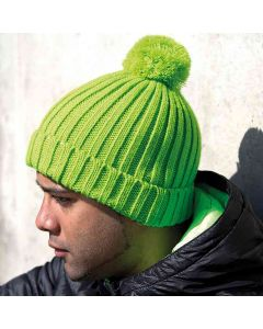Result Winter Essentials Adult Hdi Quest Knitted Hat