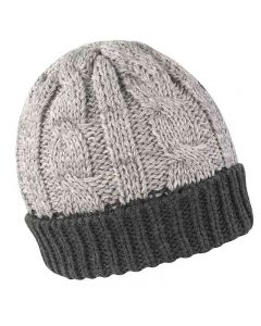 Result Winter Essentials Adult Shades Of Grey Hat