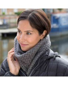Result Winter Essentials Adult Braided Snood
