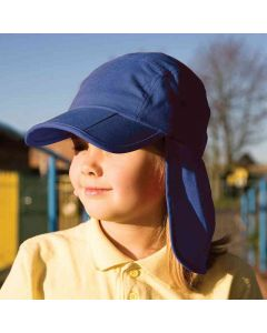 Result Headwear Kids Fold-Up Legionnaire'S Cap