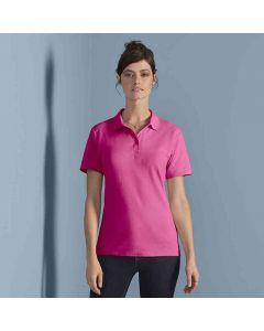 Gildan Women's Softstyle Double Pique Polo Shirt