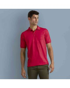 Gildan Adult Dryblend Jersey Knit Polo Shirt
