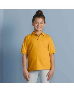Gildan Kids Dryblend Jersey Knit Polo Shirt