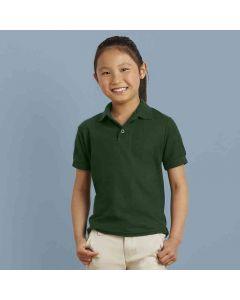 Gildan Kids Dryblend Youth Double Pique Polo Shirt