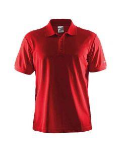 Craft Men's Pique Polo Shirt