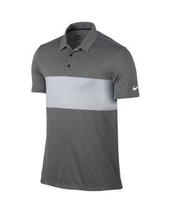 Nike Adult Breathe Colour Block Polo Shirt