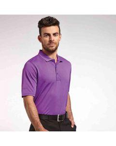 Glenmuir Men's Performance Pique Polo Shirt