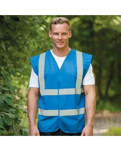 Rty Enhanced Viz Men's Enhanced Visibility Vest