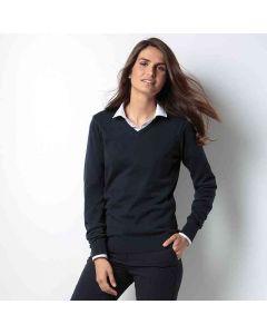 Kustom Kit Women's Arundel Sweater Long Sleeve