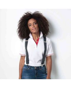 Kustom Kit Women's St Mellion Polo Shirt