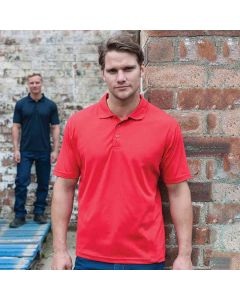 Rty Men's Performance Workwear Polo Shirt