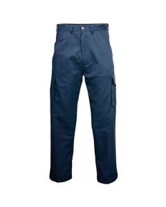 Rty Men's Polycotton Cargo Trousers