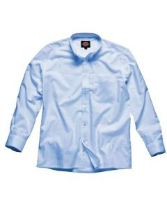 Dickies Men's Long Sleeve Oxford Shirt